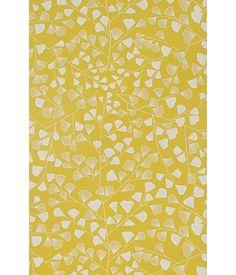 Miss Print Fern Wallpaper Citrus MISP1174