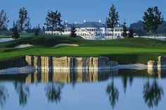 Clubhouse Golfclub Fontana