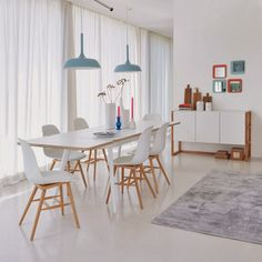 1000 images about scandinave on pinterest salons for Table esprit scandinave