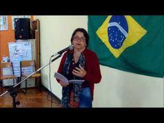 (1) Roseli Saboya no Café com Poesia - 87º Edição - 29-10-2016