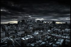 Dark City by ~p0m on deviantART