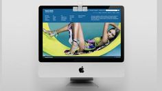 Taschen website design pitch by ricky burgess. A website design completed at Bluw i for book publishers Taschen.