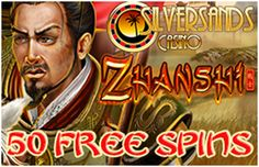 50 #FreeSpins To Play #ZhanshiSlots - Exclusive To #Playcasino  We have partnered with Silver Sands and Jackpot Cash Casino to bring you an exclusive 50 Free Spins (No Deposit Required) Bonus offer.  https://www.playcasino.co.za/blog/50-free-spins-play-zhanshi-slots-exclusive-playcasino/