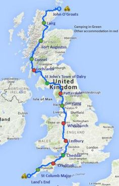 LEJOG map1