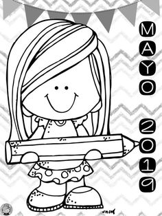 Colouring Pages, Coloring Sheets, School Frame, Classroom Board, Easy Drawings, Kindergarten, Banner, Clip Art, Stamp
