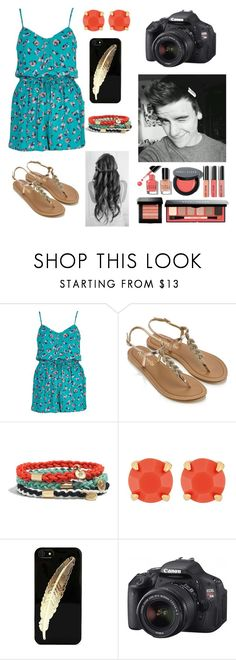 """""""Making a Video with Connor Franta"""" by elise-22 ❤ liked on Polyvore featuring River Island, Accessorize, Madewell, Henri Bendel and Bobbi Brown Cosmetics"""