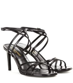 mytheresa.com - Leather sandals - Luxury Fashion for Women / Designer clothing, shoes, bags