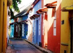Colombia. My home where I was born and raised