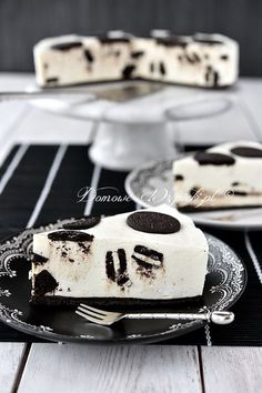 Recipe Fr, Cakes For Sale, Oreo, Sweets Cake, Just Cakes, How Sweet Eats, Cake Cookies, No Bake Cake, Cake Recipes