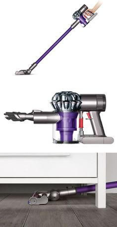 ac2bdbf4bad Dyson s cordless DC58 and DC59 handheld vacuum cleaners to change mechanics  of vacuuming