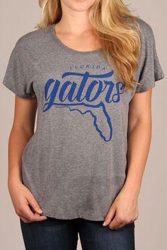 Florida Gators Script Dolman Top - product image