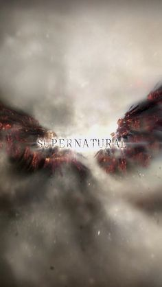 Great Supernatural iPhone wallpaper
