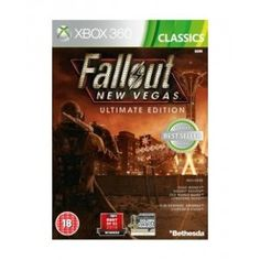 Shop for Fallout New Vegas: Ultimate Edition 360 Classic (xbox Starting from Choose from the 4 best options & compare live & historic video game prices. Fallout New Vegas, Fallout Game, Wii Games, Xbox 360 Games, Playstation Games, Music Games, Consoles, Arcade, Obsidian Entertainment