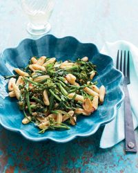 Please can someone find me some Broccoli Rabe in Denver?!?!?  Cavatelli with Roasted Broccoli Rabe & Harissa Recipe