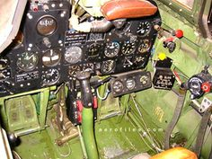 The cockpit of the P-47 Thunderbolt...  www.booksbybeck.com  Fueled by testosterone me thinks!