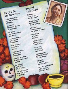 Poema - El Dia de los Muertos: