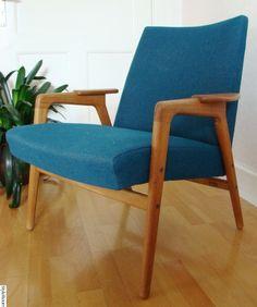 Yngve Ekström for Swedese, 'Ruster' chair, 1950s