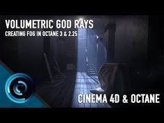Volumetric Lighting in Octane 3 and Cinema 4D - YouTube