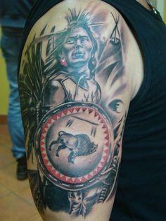 Resultado de imagen para cacique tattoo