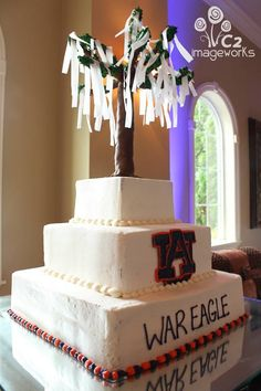This would be a perfect Groom's cake