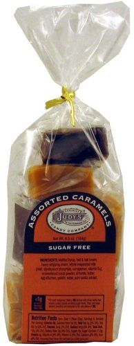 Judy's Candy Co. Sugar Free Assorted Caramels $12.99