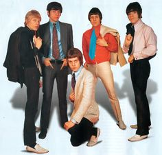 The Move 66 Mod Gangsters