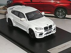 49.90$  Buy here - http://ai9vz.worlditems.win/all/product.php?id=32492783133 - 1/43 DieCast Model Car X6 Ay0001 white