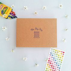 The Big Day Activity Set  (Standard, Aged 6 to 10) https://www.etsy.com/uk/listing/174917972/childrens-wedding-activity-pack-wedding