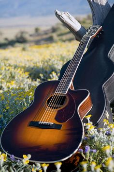 Where ever you go, go with all your heart... and with your #guitar.. ;) #FenderParamount #acoustic