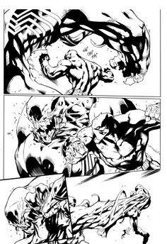 joe mad The Ultimates 3 inked by TommyDamnInks.deviantart.com on @DeviantArt
