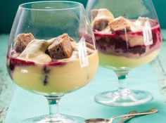 From the YOU test kitchen: Banana loaf trifle