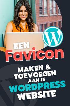 Een favicon is een icoon dat links van de titel van je website staat in het tabblad van de browser. Het is een onderdeel van je branding en zorgt dus voor herkenbaarheid en stuk professionaliteit. In deze video laat ik je zien hoe je een favicon maakt en toevoegt aan je WordPress website. Het programma dat ik hiervoor gebruik is Canva. #favicon #canva #wordpress Wordpress, Website, Stuff Stuff