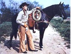 Allen ''Rocky'' Lane , western movies - 1940s & 50s | Flickr