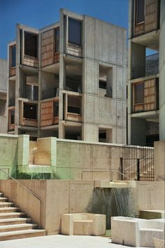 Louis Kahn's Salk Institute