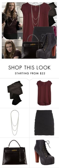 """""""Lydia Martin-Pack mentality"""" by elenadobrev90 ❤ liked on Polyvore featuring Chanel, Trasparenze, MANGO, A.L.C., Hermès and Jeffrey Campbell"""