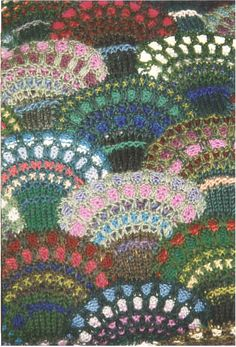 """#Knitting #Stitches """"Patchwork Knitting from Horst Schulz. There's a link to the pattern too! So imaginative and so many ways to use this."""" #KnittingGuru http://www.pinterest.com/KnittingGuru"""