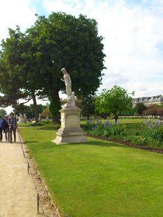 Tuillerie Gardens, Paris