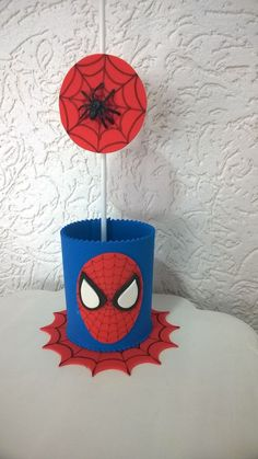 birthday to do Avengers Birthday, Superhero Birthday Party, Birthday Parties, Spiderman Images, Spiderman Theme, Toilet Paper Roll Crafts, Bday Girl, Foam Crafts, Baby Knitting Patterns