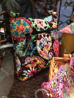 vera bradley disney.  Getting this when it is released Fall 2013.