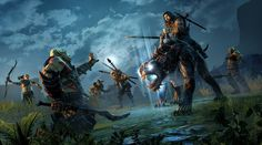 Rumor Patrol: Shadow of Mordor 2 May Be Announced at E3 2016 - http://wp.me/pEjC4-1eWy