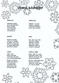 podzim básničky - Hledat Googlem Music Education, Kids Education, Christmas Printables, Christmas Cards, Diy And Crafts, Crafts For Kids, School Clubs, Kids Songs, Holidays And Events