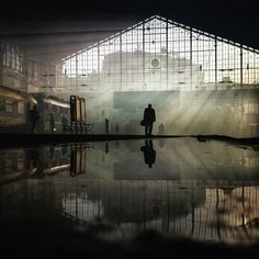 A photo of Nyugati Railway Station has placed 2nd in the Sony World Photography Awards, an international photography competition. Congratulations goes to photographer M. Schmidt János for the beautiful image that received a podium position in the first year that a mobile phone photo category had been awarded.