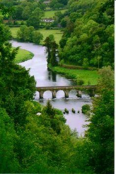 Inistioge, Co Kilkenny (Ireland)