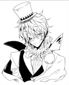Why does Gogol look like a light-haired version of mafia Dazai??