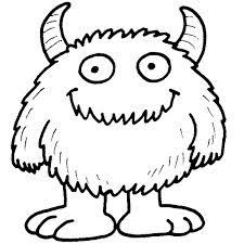 Resultado De Imagen Para Imagenes De Monstruos Infantiles Para