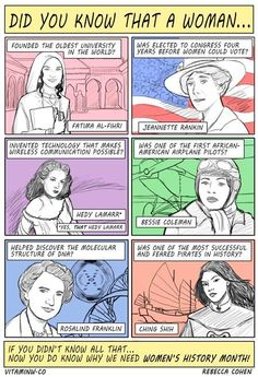 Women inventors From: A Mighty Girl, Facebook Quotes for kids