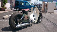 Honda Cub Peaksmopeds