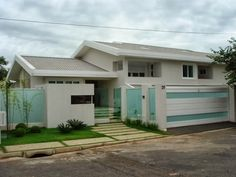 Decor Salteado - Blog de Decoração   Arquitetura   Construção   Paisagismo: Portão - modelos e dicas!