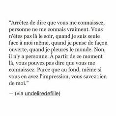 image discovered by Iris Steegen. Discover (and save!) your own images and videos on We Heart It Bad Quotes, Love Quotes For Him, Wisdom Quotes, Life Quotes, Dont Be Normal, Good Quotes For Instagram, French Quotes, French Poems, Bad Mood