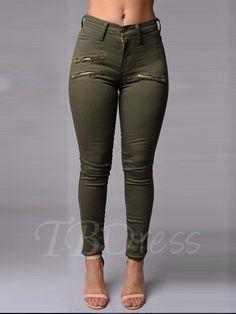 7c750f49158  BFCM  CyberMonday  TbDress -  TBDress High Waist Skinny Pocket Patchwork Womens  Jeans